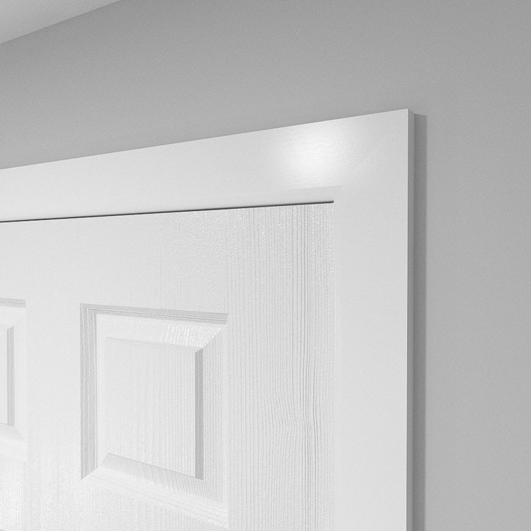Bullnose MDF Architrave That Looks Just Like Pencil Round Architrave