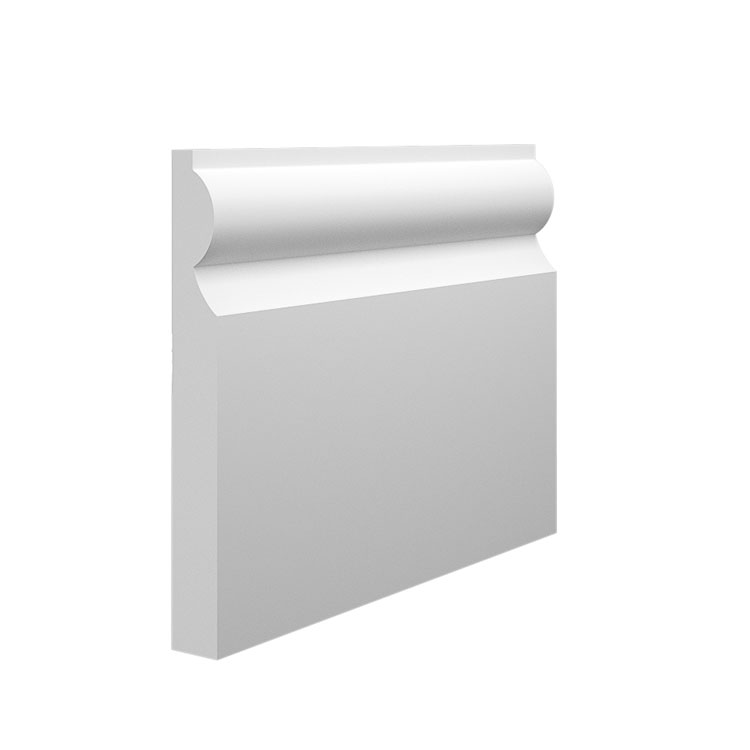 Torus Skirting Board | Type 2