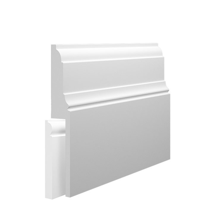 Using Pipe Boxing Skirting Boards To Hide Pipes - Skirting World