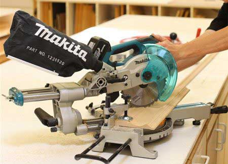 Cutting Skirting Boards With A Mitre Saw