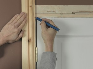 Marking Architrave Lengths