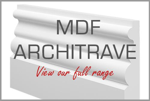 MDF Architrave (MDF Mouldings)