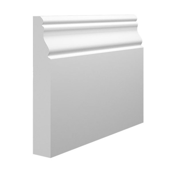 Oscar Design In MDF Skirting