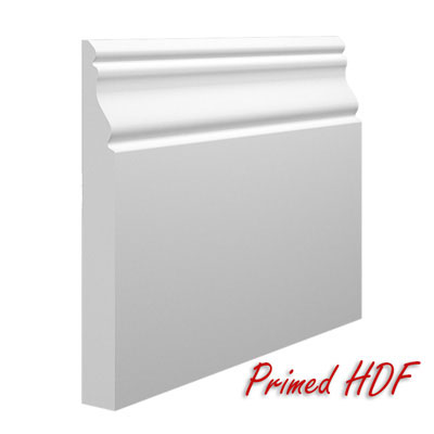 Primed Finish On Oscar MDF Skirting Board