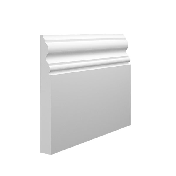 Our 330 Design On An 18mm Thickness Skirting Board