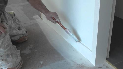 Painting Skirting Boards Without Getting Paint On The Wall
