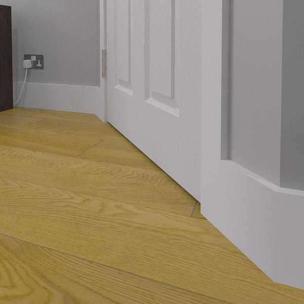 Square Edge Skirting Boards And Architraves