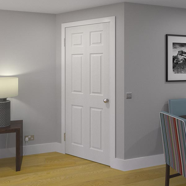 Square MDF Skirtings And Architraves